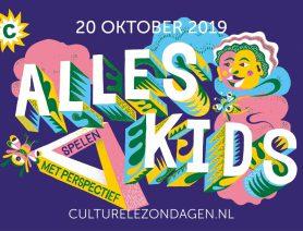 Culturele Zondag Alles Kids 20 oktober