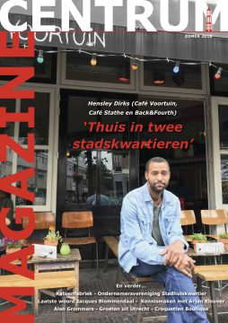 Centrum Magazine Utrecht editie zomer 2018 is een uitgave van Centrummanagement Utrecht