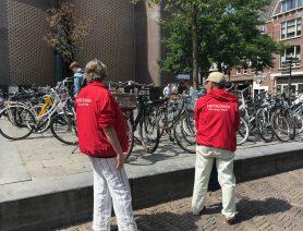 Parkeercoaches Stadhuisplein Centrum Utrecht